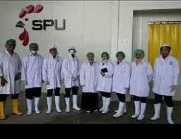 Para auditor di depan SPU